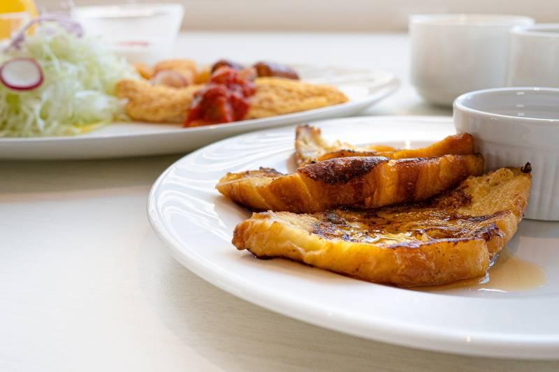 朝食セットメニュー変更のご案内♪