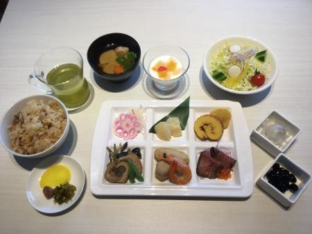 【朝食】お正月特別メニューのご案内
